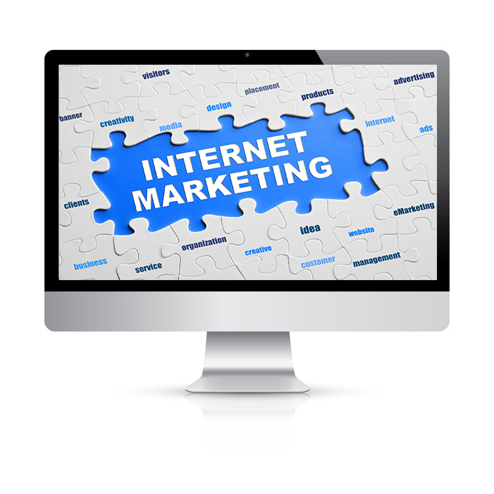 Dienstleistungen Online Marketing