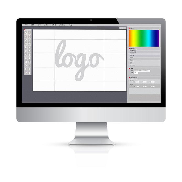 Dienstleistungen Logodesign