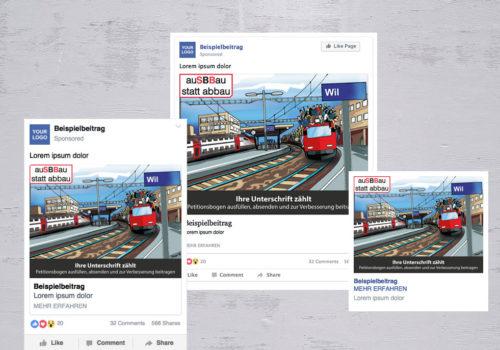 Social Media Ausbau Statt Abbau Jede Unterschrift Zählt