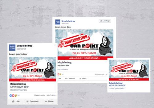 Social Media CarPoint-Uzwil Januarloch