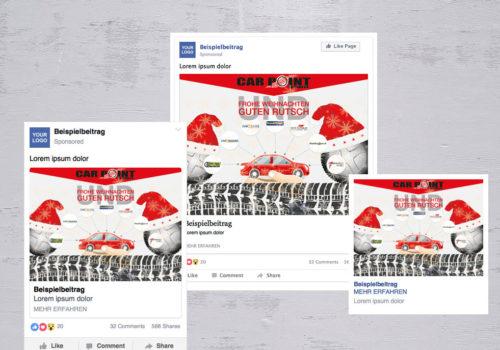 Social Media CarPoint-Uzwil Neujahr