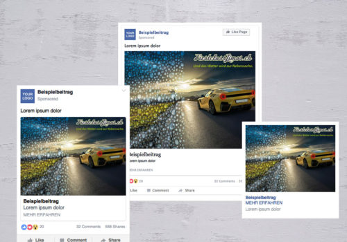 Social Media FirstclassLimos.ch Wetter Nebensache