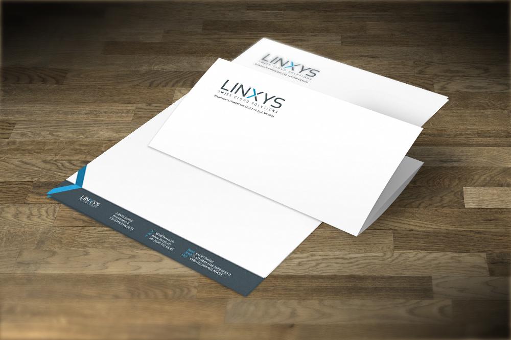 Briefpapier Design & Print Media Consulting GmbH