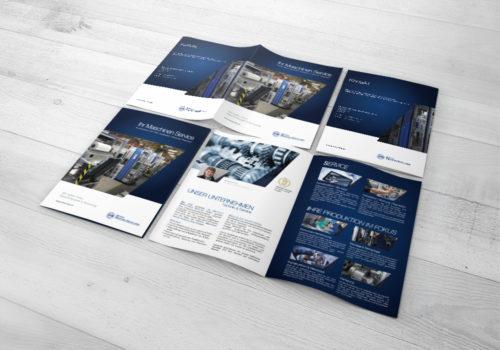 Broschüren Design & Druck Media Consulting GmbH