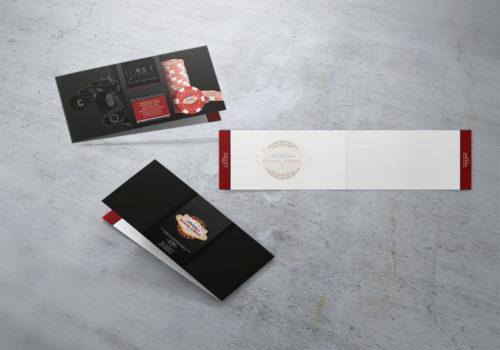 Flyer Design Und Druck Media Consulting GmbH