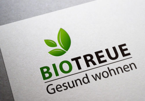 Logodesign BioTreue