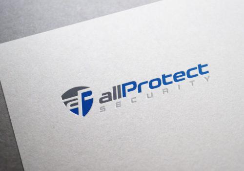 Logodesign AllProtect