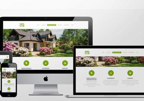 Webdesign Cuci The Allrounder Dienstleistungen