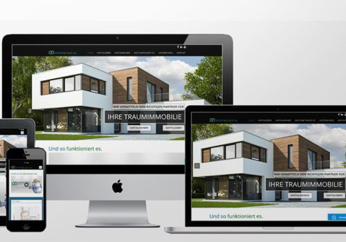 Webdesign Hyposcout Home