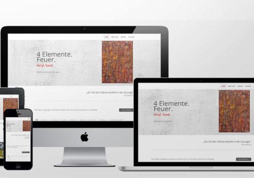 Webdesign Li-art