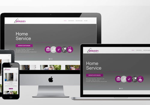 Webdesign Stöcklin Home-Service